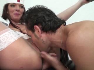 Tit nurse pussy...