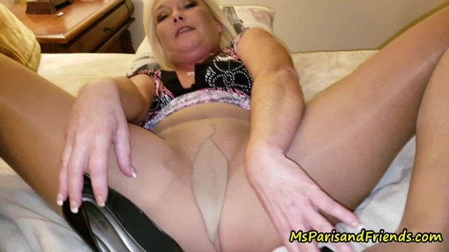 My Seducing Feet with Ms Paris Rose