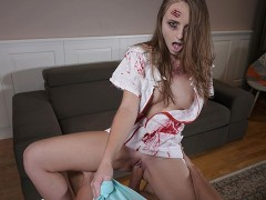 SexBabesVR - 180 VR Porn - Nurse From Hell with Lady Bug