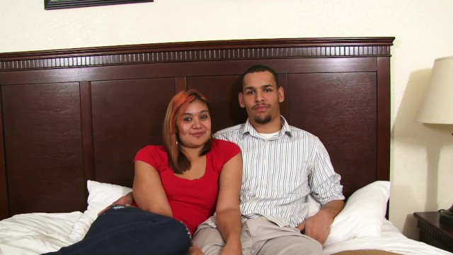 EBONY COUPLE DOES HARDCORE PORN FOR THEIR ANNIVERSARY 18