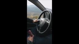 In Dads Auto muss ich Mommys Freund mitnehmen ... diese Hure