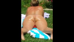 Outside Tanning and Twerk