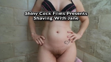 Shave My Pussy!