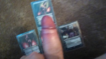 cumming on liliana of the veil card