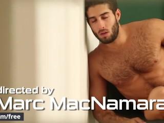 Men.com - Cooper Dang & Justin Matthews fuck in the hotel