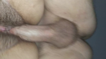 Fast Fucking Close up under pussy clip