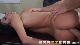 BRAZZERS - Anissa Kate Gets fucked by her coworker at work