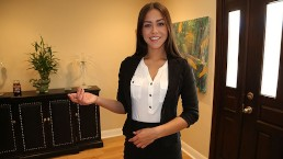 PropertySex - Young very attractive real estate agent fucks new client