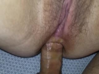 Sexy bbw butt fucked...
