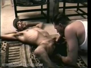 Fucking Straight Boy Ass