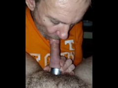 Step Uncle can't get enough of nephews big hard dick
