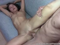 Casual Teen Sex - Foxy - Great fucking with orgasms