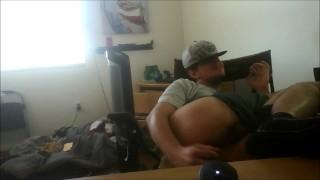 Will You Fuck ME Daddy? Blunt Smoking Liquor Drinking&Ass Fucking B4 School