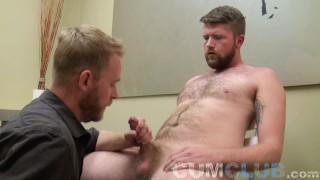 CumClub: Swallowing Jesses Load
