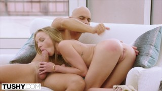 TUSHY College Student Gets Gaped, Dominated, and Punished By Professor