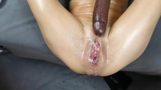 i was so hot self fisting multi squirt orgasm