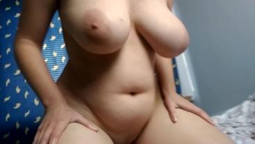 Bouncing my boobs 3