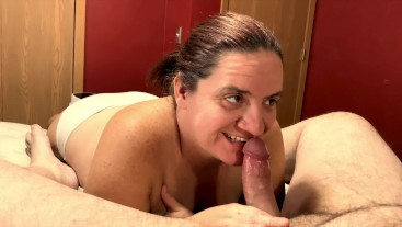 Oops!! I Just Blew My Load into Your Mouth!!
