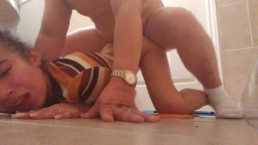 Another amazing anal orgasm I love hard fuck until pee