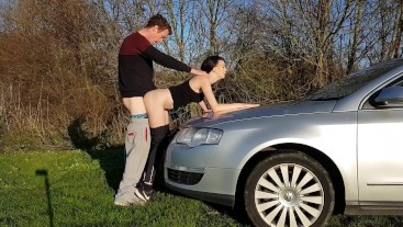 gym girl picked up by stranger and fucked..short version