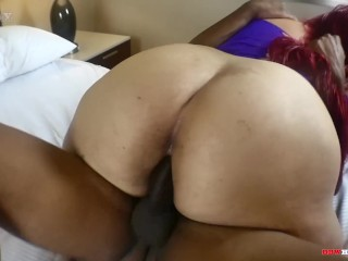 Blasian Carmen Yung returns to journey Don Prince full grown dark skinned penis on BBWHighway