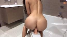 Quick gode saute avant la douche - Mini Diva