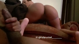 Shake That Ass While I Play With My Dick And Nut