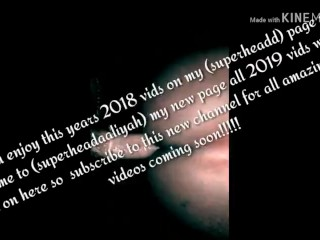 WELCOME TO MY 2019 PAGE NEW VIDS COMING IN THE NEW YEAR!!!