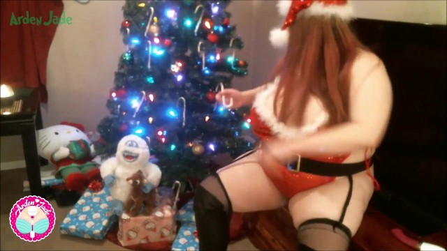 BBW Toys Pussy With Candy Cane and E