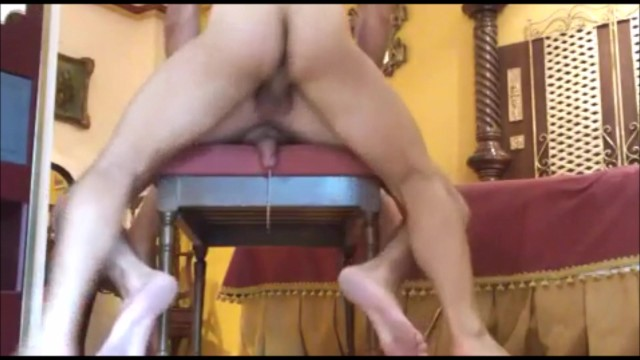 Love the cock free gay dvd Hands-free cum while getting raw fucked