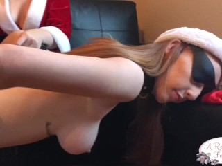 Cum Be Our Naughty Santa