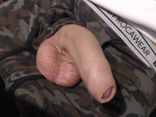 From soft to hard with no hands! uncut rastabooy