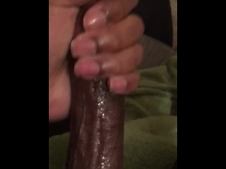 Jacking off for my step sister