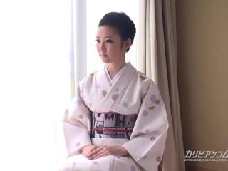 【無】若女将のおもてなし 渡辺結衣 Yui Watanabe