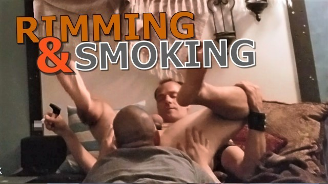 Hot old men gay previews Smoking rimming a hot beefy butt - preview of bigger things