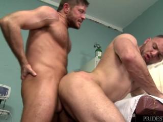 Menover30 versatile horny daddy pounds cute latino jock...
