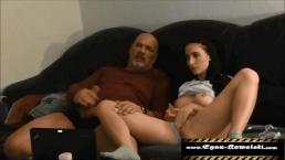 Wichsen mit Papa-Familienleben8