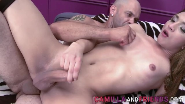 Asian tranny cum sprayed 5
