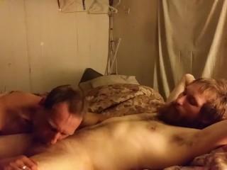 Redneck Crazy&City Bottom Guy Oral