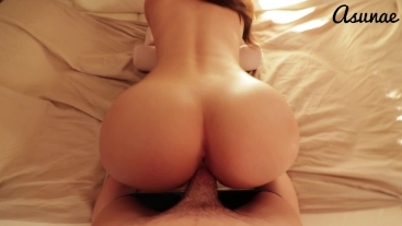 The Perfect Ass Of This Little Slut Excites Me Too Much