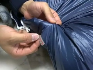Sleeping bag Test