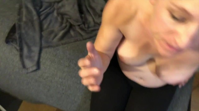 MILF Whore 2/2 facialgagging loving cock down her throat TX 16