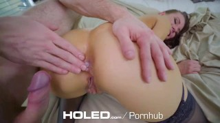 HOLED ANAL toys LOOSENS for big dick ASS FUCK