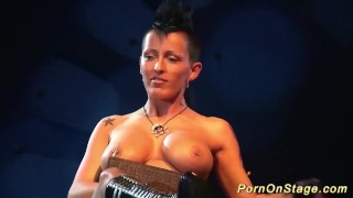 bdsm sex show