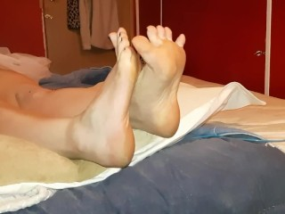 My sexy toes