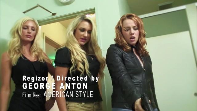 American Style full length movie reel