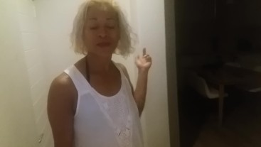 Neighbor Scared of Thunderstorm gets Fucked POV (teaser)