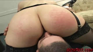 Dirty PAWG Caroline Pierce picked up and fucks a guy bouncing on his cock
