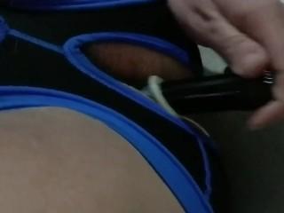 Dido and butt plug play