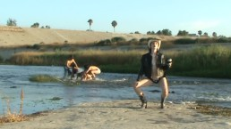 Dana Dentata - Ride A Cowboy (Official Music Video) - Uncensored